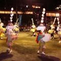 水沢 足見田神社 お諏訪踊り