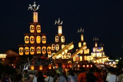 松原石取祭り