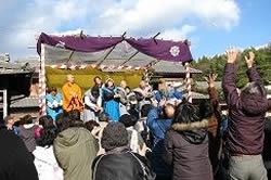 垂坂山観音寺節分会