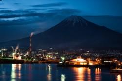 杉沢「富嶽一景」富士みなと公園